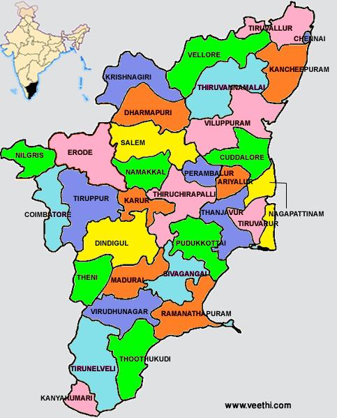 Tamilnadu map image download hugo 4 download tamilnadu map image download gumiabroncs Gallery
